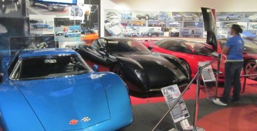 National Corvette Museum Sinkhole Exhibit Finally Opens