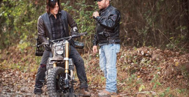 Specs on Daryl's Customized 'The Walking Dead' Motorcycle–and Win Your Own!