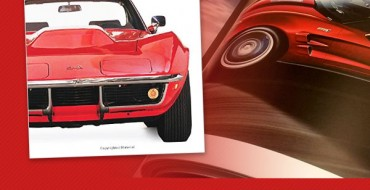 Enter the Gigantic Chevy Corvette Photo Book Giveaway Contest!