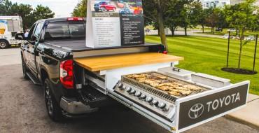Toyota Canada Creates Tailgating Tundra Truck