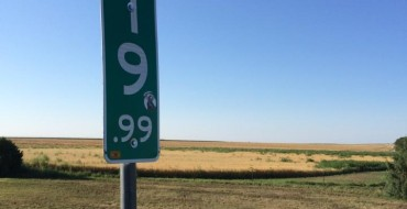 People Won't Stop Stealing 420 Mile Markers