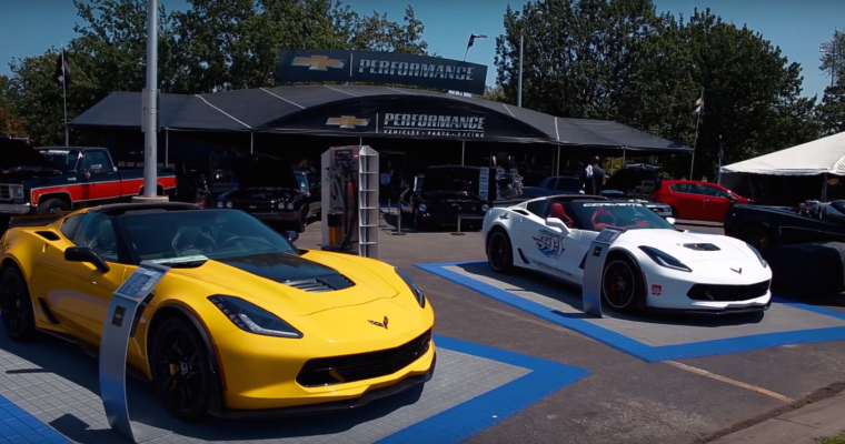 Chevrolet Video Shows Highlights from 2015 Woodward Dream Cruise