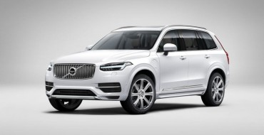 2016 Volvo XC90 T8 Overview