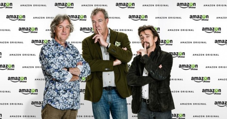 """Jeremy Clarkson Would Love to Kill Donald Trump on """"The Grand Tour"""""""