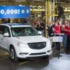 GM Lansing Delta Township Plant Produces 2 Millionth Vehicle