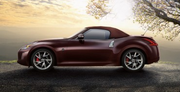 2016 Nissan 370Z Roadster Overview