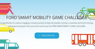 Ford Announces Smart Mobility Game Challenge at Gamescom