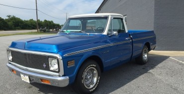 Dream Car Giveaway: Quaker State Offers Winner Customizable 1972 Chevy C10 Pickup Truck