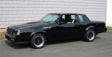 1987 Buick GNX With Only 16 Miles Set For Auction In Chicago