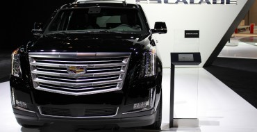Rumor: Cadillac Could Introduce New $100,000 Escalade