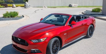 Mustang Sales Surpass 2014 Total in August, Right-Hand-Drive Model Production Underway