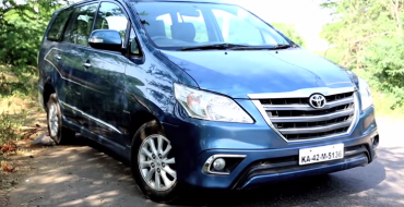 2016 Toyota Innova Expected to Debut in Jakarta
