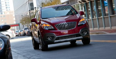 Buick Sales Flat in October as Encore Carries the Load