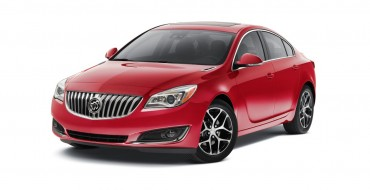2016 Buick Regal Overview
