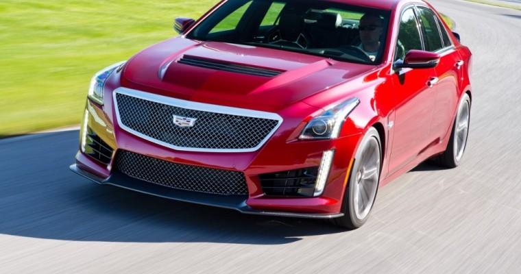 2016 Cadillac CTS-V Sedan Overview