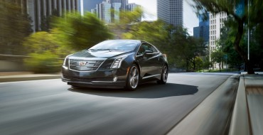 2016 Cadillac ELR Overview