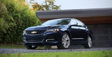 2016 Chevrolet Impala Overview