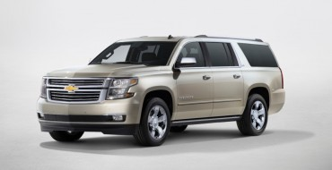 2016 Chevy Suburban's Price Increase Also Comes With New Tech
