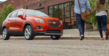 Chevrolet Trax Sees 16.97% Sales Increase in August