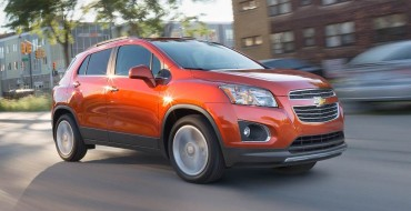 2016 Chevrolet Trax Overview