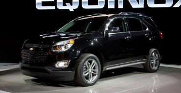 GM Canada Sales Rise 13.2% in November