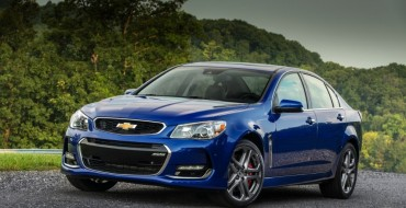 2016 Chevy SS Gets Updates for Last Model Year