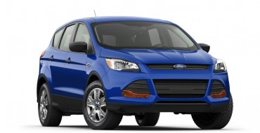 Ford Possibly Considering Kuga/Escape ST, Vignale Variants