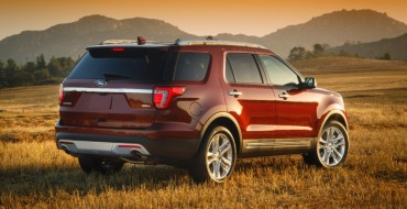 2016 Ford Explorer Overview