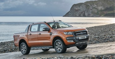 Ford Ranger is Europe's Pickup Sales King