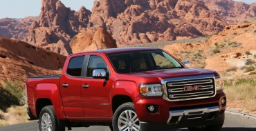 2016 GMC Canyon Diesel Named Canadian Truck King
