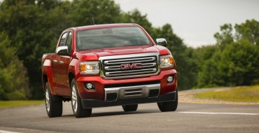 2016 GMC Canyon Diesel Tops Segment for Fuel Economy