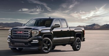 2016 Sierra Elevation Edition Takes GMC's Style To Another Level