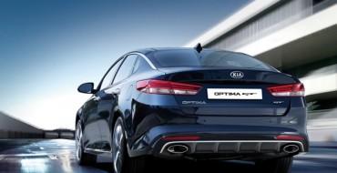 Kia Reveals European-Exclusive Optima GT Sedan at Frankfurt Motor Show
