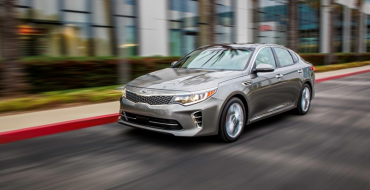 Kia Announces 2016 Optima Pricing