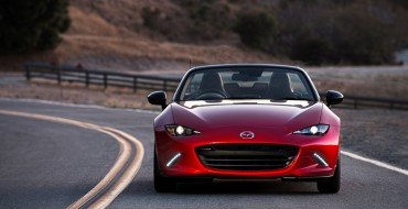 Mazda Reports Mixed August Sales Update for North America