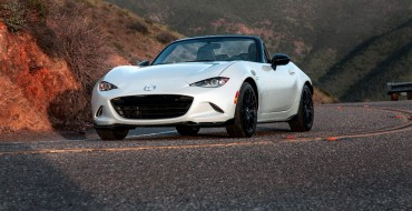New England Motor Press Association Awards Titles to Mazda MX-5 and CX-3