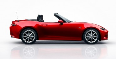 The Car Connection Names MX-5 Miata Best Convertible to Buy for 2017