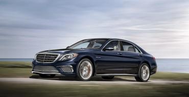 2016 Mercedes-Benz S-Class Overview