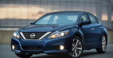 Here's the Details of the New Altima SR Trims