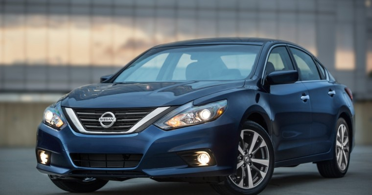 Nissan Reveals Even More About Redesigned Altima