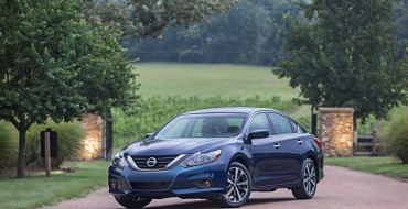 Nissan Announces Pricing for 2016 Altima