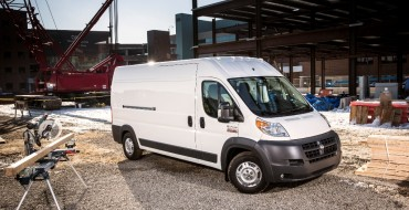 US Postal Service Purchases More Than 9,000 Ram ProMaster Vans