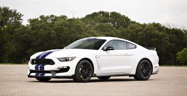Shelby GT350 Driven and Signed by President George W. Bush Raises $700K at Pebble Beach