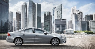 2016 Volvo S80 Overview