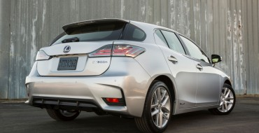 Lexus Reliability Proven Yet Again with Latest Consumer Reports Study