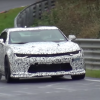 [VIDEO] 2017 Chevy Camaro 1LE Spied at Nurburgring
