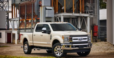 2017 Ford Super Duty Shipping Now from Kentucky Truck Plant