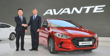 [PHOTOS] 2017 Hyundai Elantra Facelift Receives Mixed Reactions After Reveal