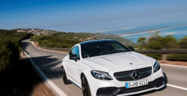 2017 Mercedes-AMG C63 Coupe to Arrive Next Year