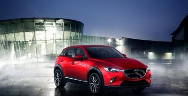 2016 Mazda CX-3 Overview